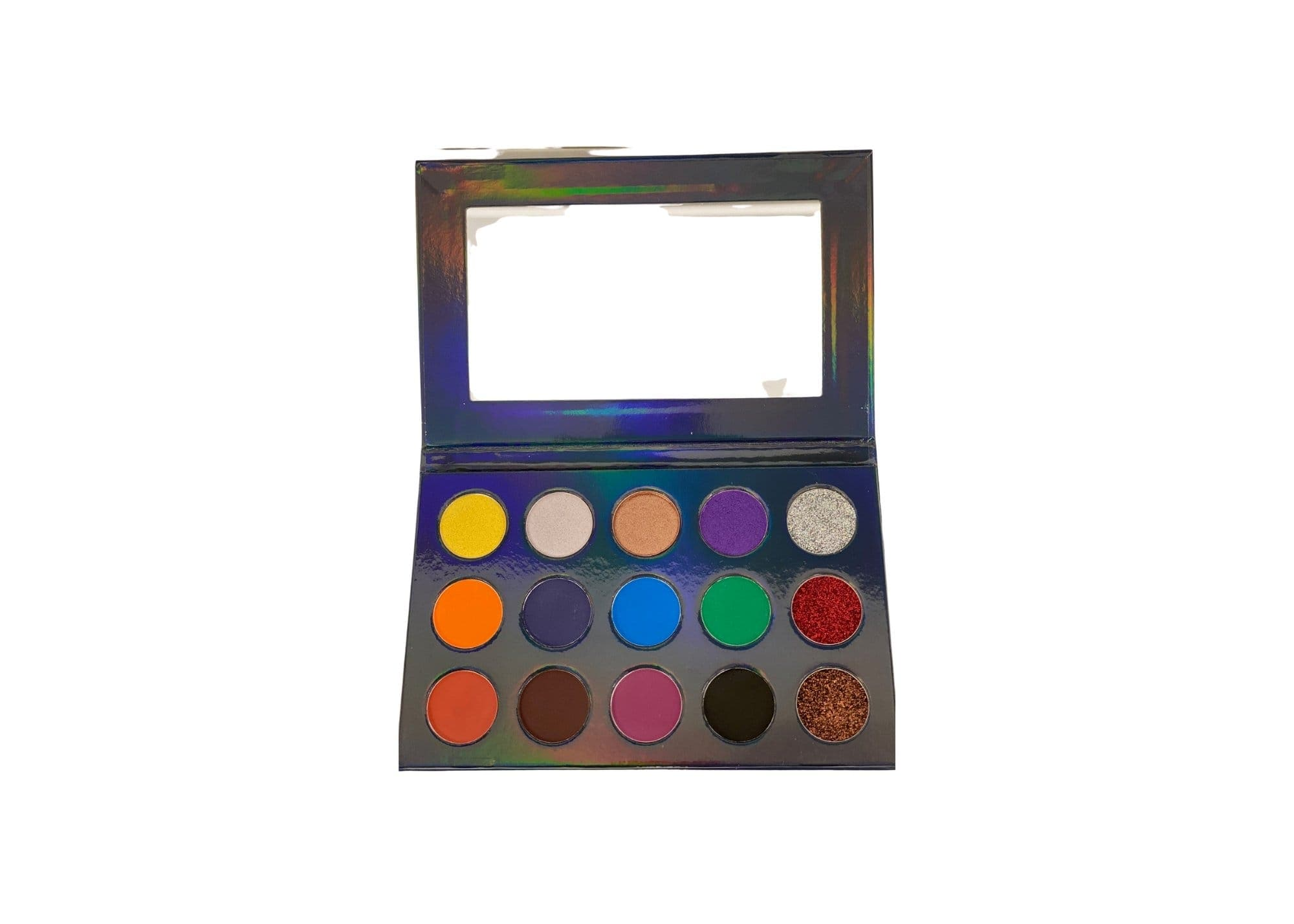 Cabaret Eyeshadow Pallet - Ellice Darien Beauty