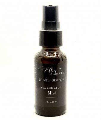 Tea and Aloe Face Mist - Ellice Darien Beauty