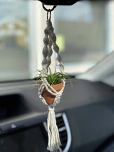 Load image into Gallery viewer, Car Mirror Plant Hangers with Fringe