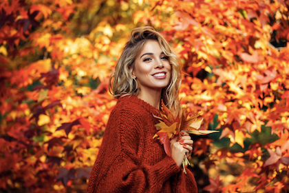 Fall is here, don't let your skin drop with it