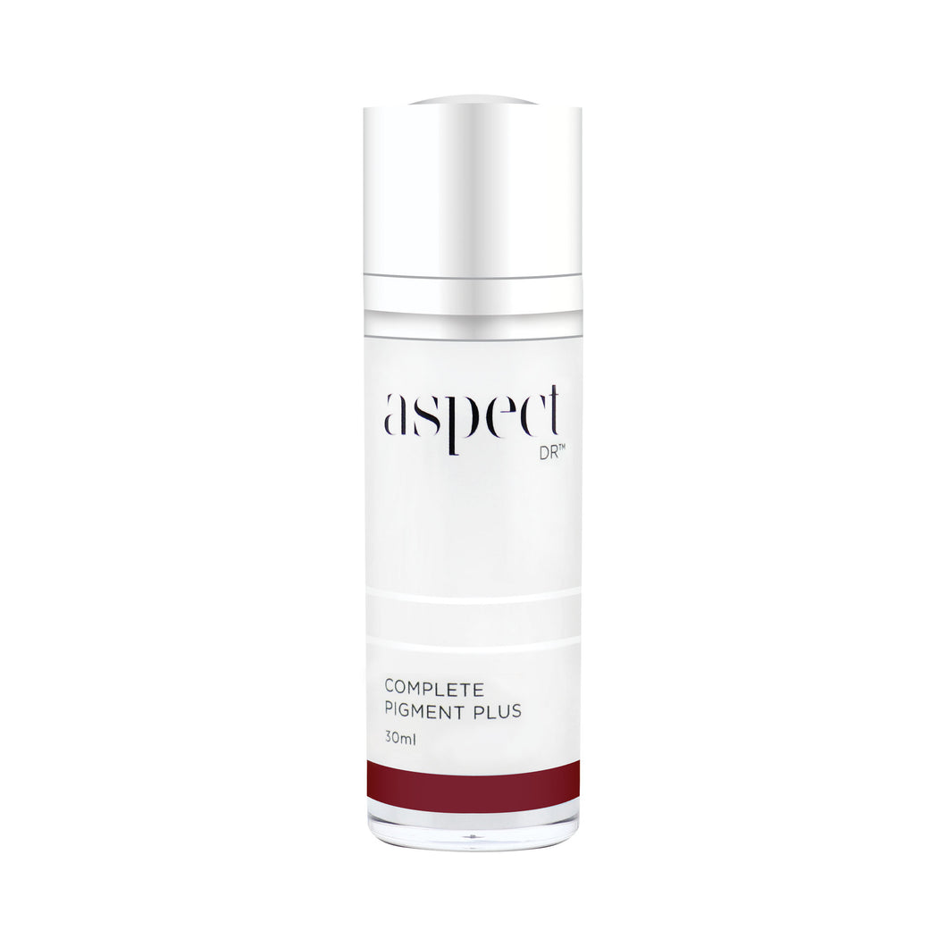 Aspect Dr Complete Pigment Plus 30ml Laser Skin Clinic