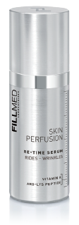 Fillmed RE Time Serum Cream Skin perfusion Laser Skin Clinic