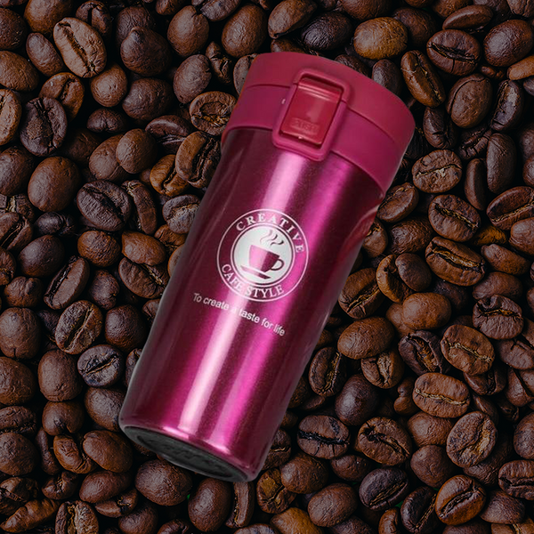 Stainless Steel Travel Coffee Tumbler