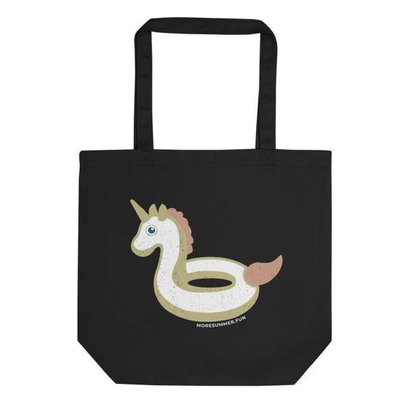 Unicorn Floatie Tote Bag