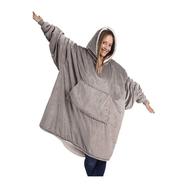 Wearable Fleece Blanket