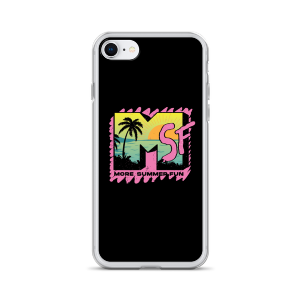I Want My MSF iPhone Case