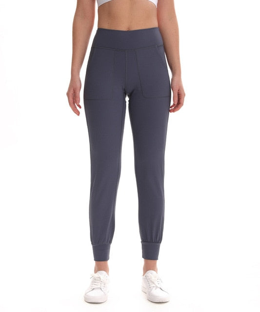 Women's Comfy Joggers with Side Pockets