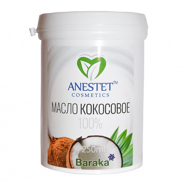 Anestet coconut oil 100% (анестет), 250 ml