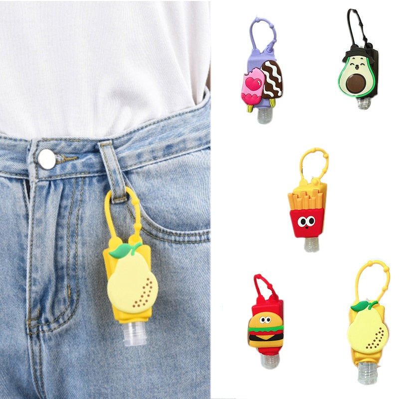 Fun & Portable Mini Hand Sanitizers