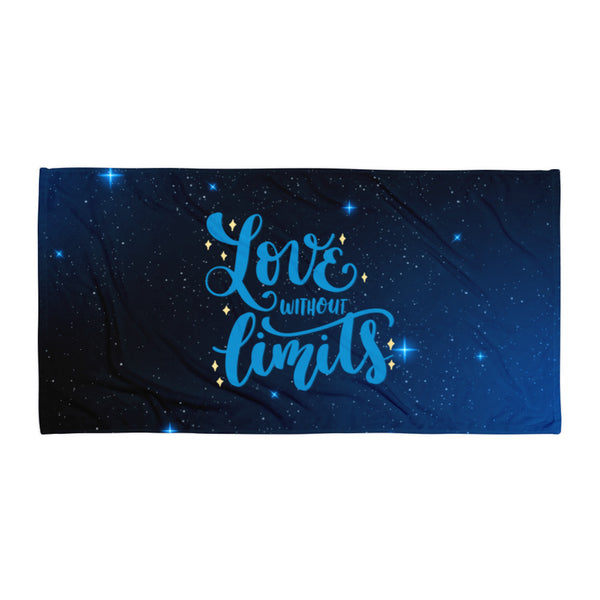 Love Without Limits Towel