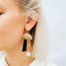 Load image into Gallery viewer, TENTILLA Gold Filled Earrings