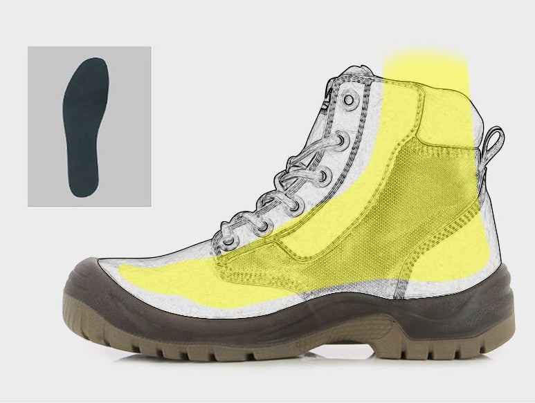 Indestructible Outdoor Safety Boots