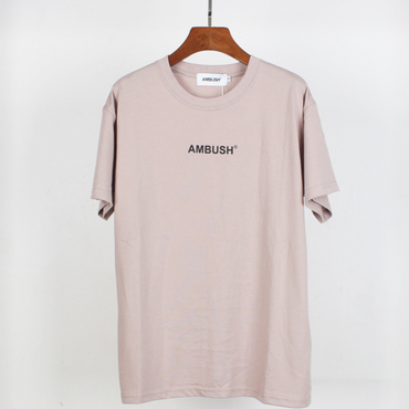 Letter reflective printed short sleeve