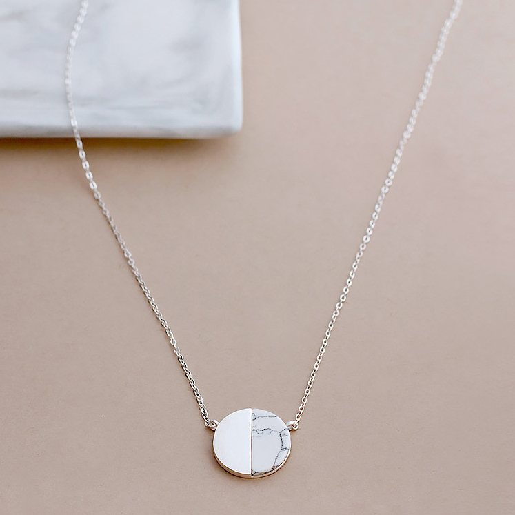 The Marble Necklace