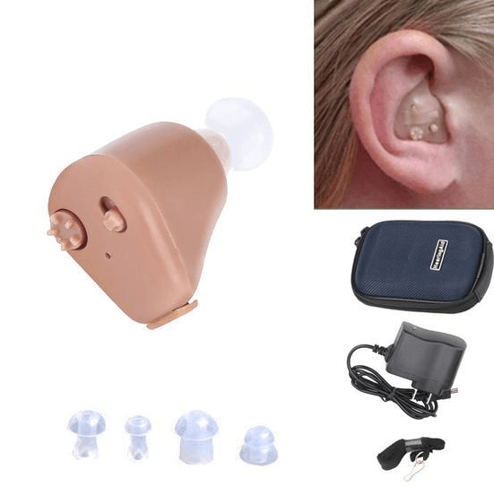Rechargeable Mini Hearing Aid - Urunigi.com