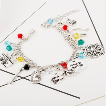 Strange Story Bicycle Accessories Bracelet