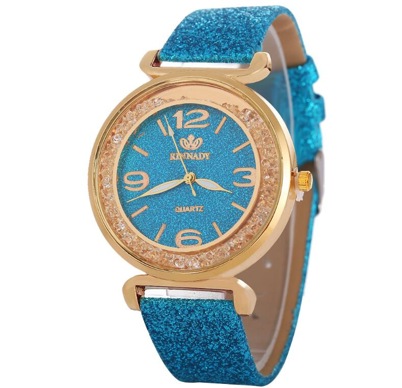 Explosion bracelet watch JOOM hot sale fashion watch Korean version of the gold powder watch