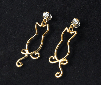 OSEWAYA ear clips Japan and South Korea simple smalljewelry without pierced female fake earrings cutependant earrings - Urunigi.com