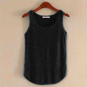 Sports stretch bottoming vest cotton - Urunigi.com