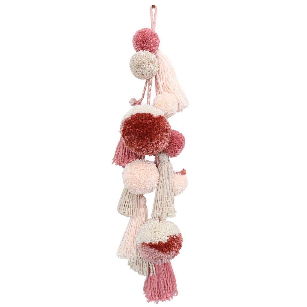 BERRY // Limited Edition Pompom Jumble