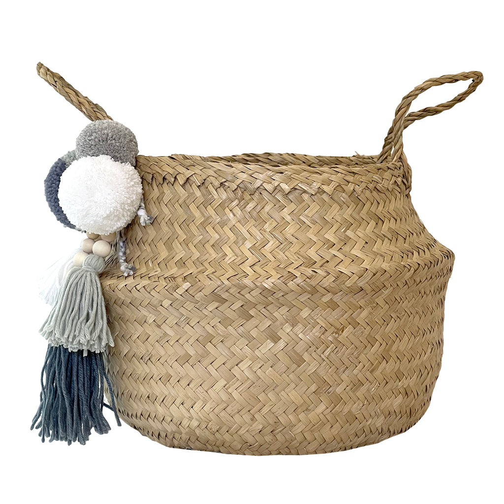 MIDI // JUMBLE Belly Basket