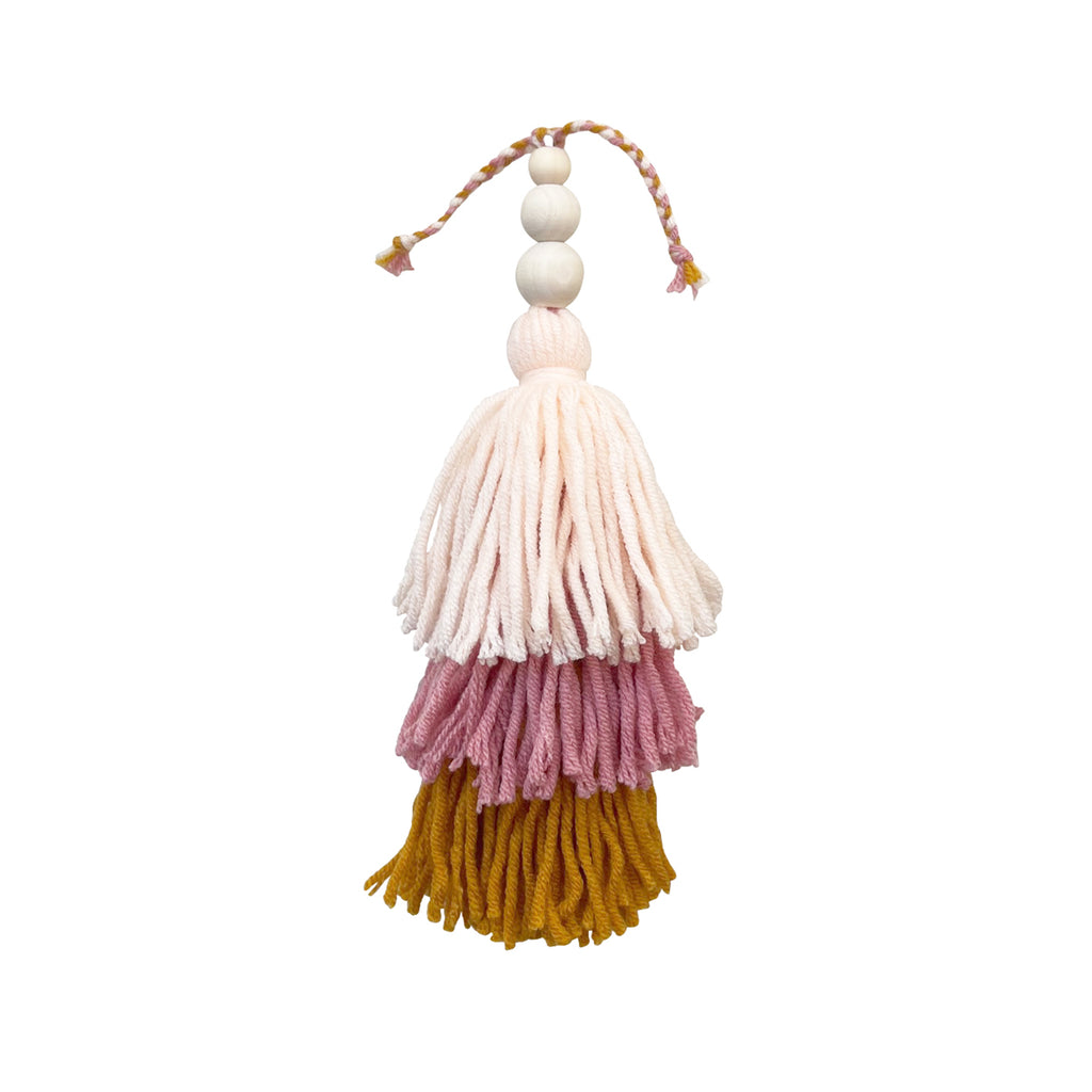 SINGLE // Mini Tassel Jumble