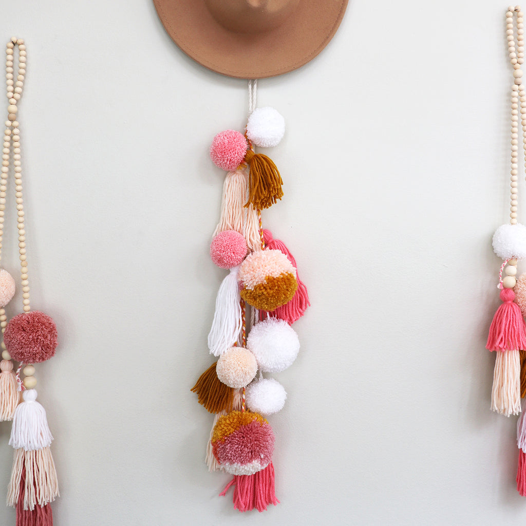 SUNNY // Limited Edition Pompom Jumble