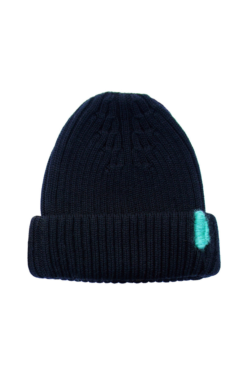 'Stevie Beanie' Black
