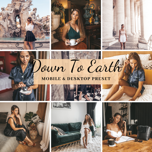 Down To Earth Preset