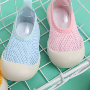 Baby First Walkers - Light Blue