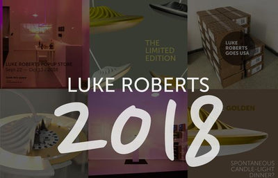 Luke Roberts - The Year In a Review