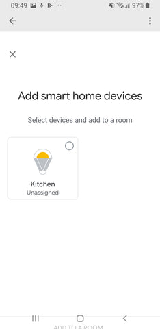 Luke Roberts Google Home Integration - Step 8.1