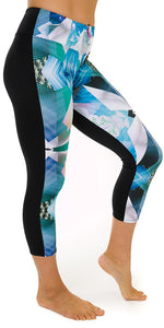 ONZIE TWO TONE CAPRI