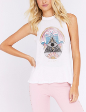 Load image into Gallery viewer, SPIRITUAL GANGSTER HAMSA GIGI TANK