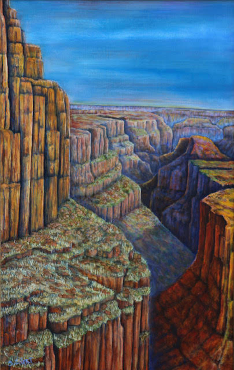 Flying-  The Canyon