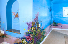 Load image into Gallery viewer, Under Water Sea Mural