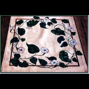 The Flower Floor Mat