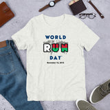 Madagascar COLOR ME Short-Sleeve Unisex T-Shirt