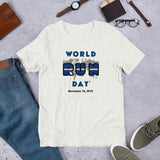 Nauru COLOR ME Short-Sleeve Unisex T-Shirt