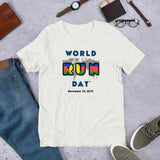 New Caledonia COLOR ME Short-Sleeve Unisex T-Shirt
