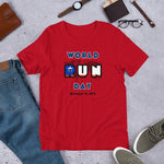 Chile COLOR ME Short-Sleeve Unisex T-Shirt