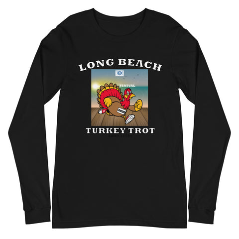 Turkey Trot Unisex Long Sleeve Tee
