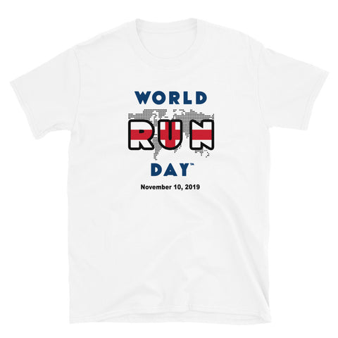England Short-Sleeve Unisex T-Shirt