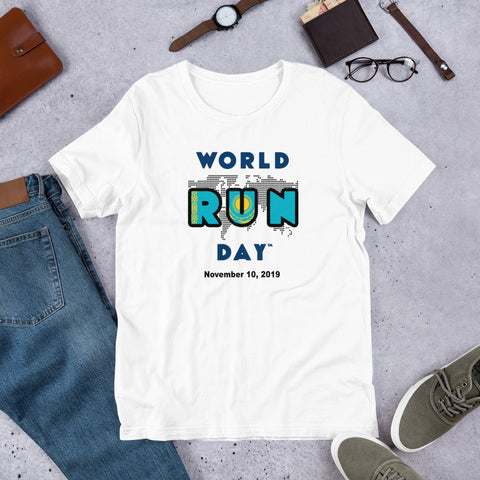 Kazakhstan COLOR ME Short-Sleeve Unisex T-Shirt