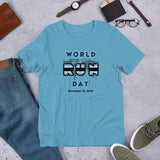 Botswana COLOR ME Short-Sleeve Unisex T-Shirt