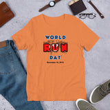 Canada COLOR ME Short-Sleeve Unisex T-Shirt