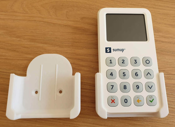 Wall bracket for Sumup 3G card reader - FREE UK DELIVERY