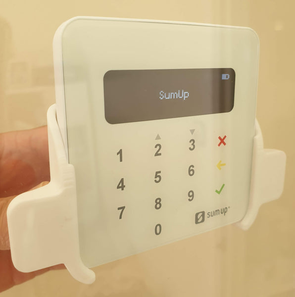 Window bracket for Sumup Air card reader - FREE UK DELIVERY