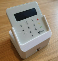 Stand for SumUp Air Card Reader with cable slot - NEW improved design - FREE UK Delivery