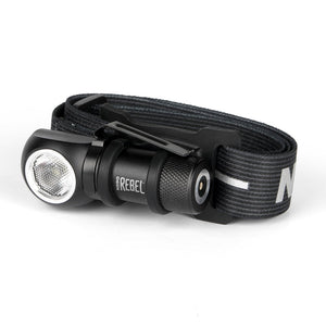 Nebo Rebel - Rechargeable Head Lamp